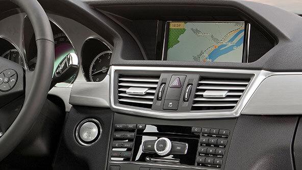 навигатор для мерседеса w212 audio 20